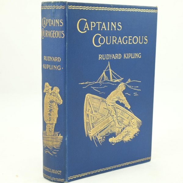 Captains Courageous by Rudyard Kipling (6)