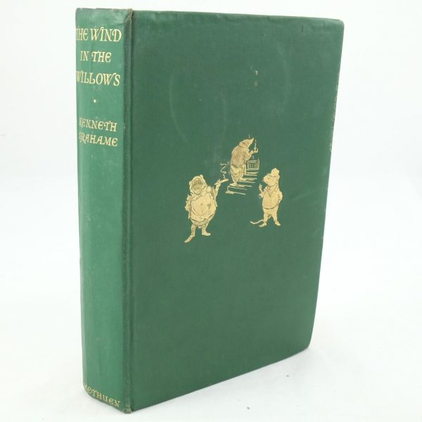 Kenneth Grahame Wind in the Willows (15)