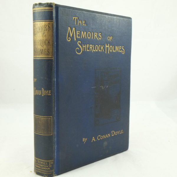 Memoirs of Sherlock Holmes by Arthur Conan Doyle (1)