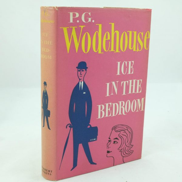 P G Woodhouse Ice in the Bedroom (1)