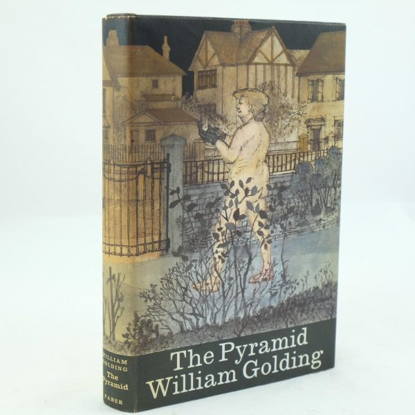 The Pyramid by William Golding (1)