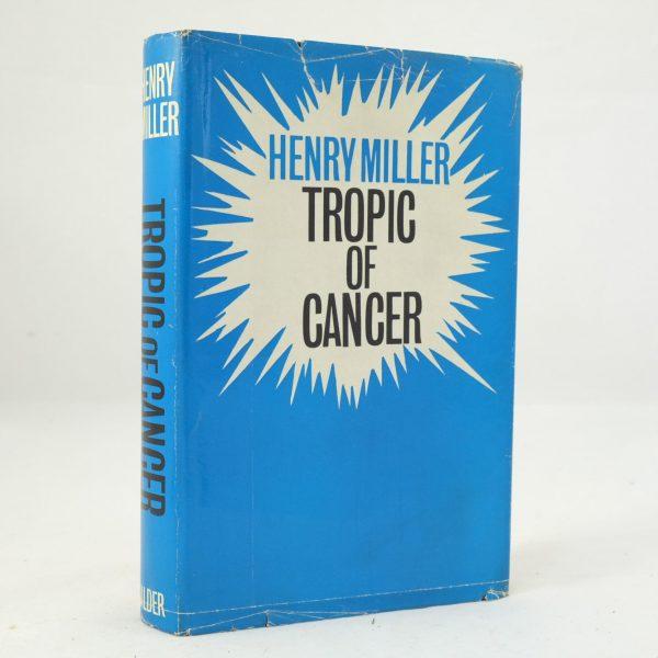 Tropic of Cancer Henry Miller (1)