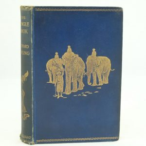 1st 5th The Jungle Book by Rudyard Kipling