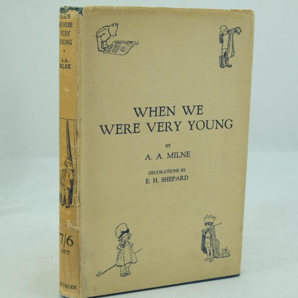 A. A. Milne When We Were Very Young (4)