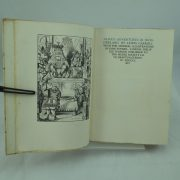 Alice's Adventures in Wonderland by L. Carroll in Riccardi paper