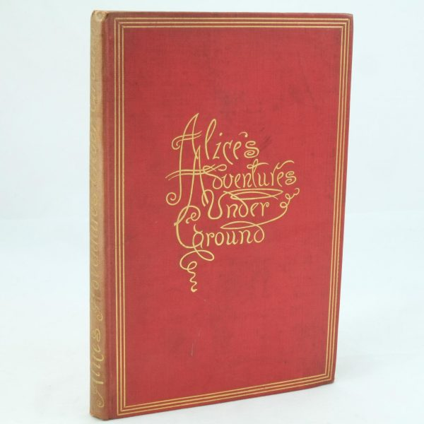 Alice's Adventures in Wonderland by Lewis Carroll (6)