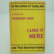 I Like It Here by Kingsley Amis