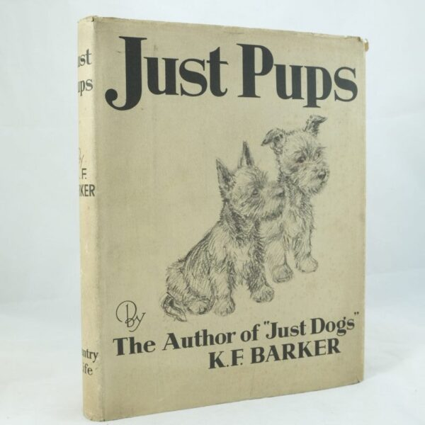Just Pups by K. F Barker (2)
