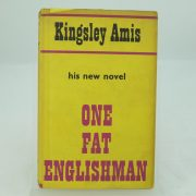 One Fat Englishman Signed by Kinglesy Amis PM