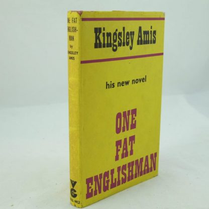 One Fat Gentleman Signed Kingsley Amis P Murray (9)