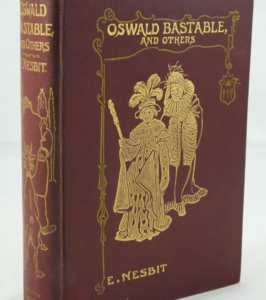 Oswald Bastable and Others by E. Nesbit (2)