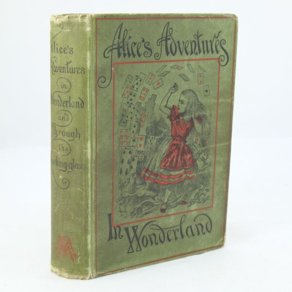 Peoples Edition of Alice in Wonderland by Lewis Carroll (5)