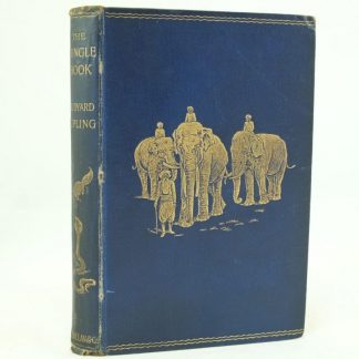 The Jungle Book by Rudyard Kipling Macmillan