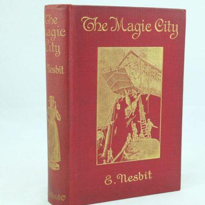 The Magic City by  E. Nesbit (1)