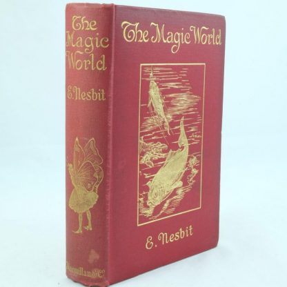 The Magic World by E. Nesbit (6)
