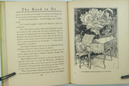 The Road to Oz by L Frank Baum (