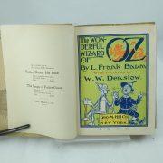 The Wonderful Wizard of Oz by Frank Baum 1900