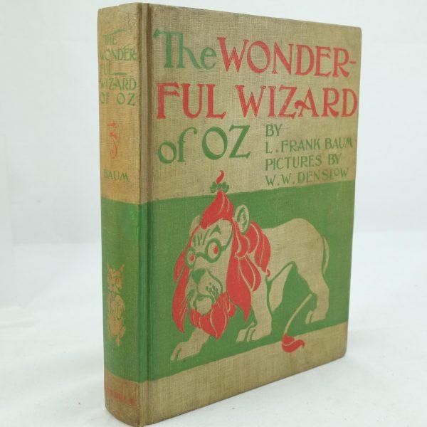 The Wonderful Wizard of Oz by Frank Baum 1900 (7)