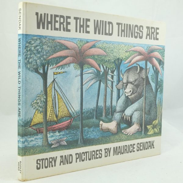 Where The Wild Things Are by Maurice Sendak (5)