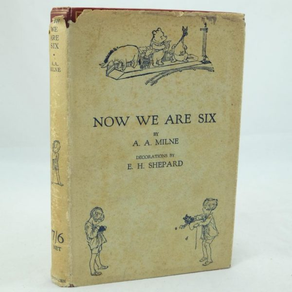 Now We Are Six by A. A. Milne (3)