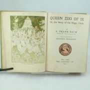 Queen Zixi of Ix by Frank L. Baum