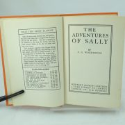 The Adventures of Sally by P G. Wodehouse (