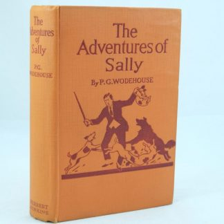 The Adventures of Sally by P G. Wodehouse