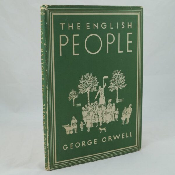The English People by George Orwell