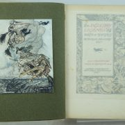 The Ingoldsby Legends illus by Arthur Rackham