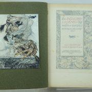 The Ingoldsby Legends illus by Arthur Rackham
