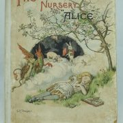 The Nursery Alice by Lewis Carroll