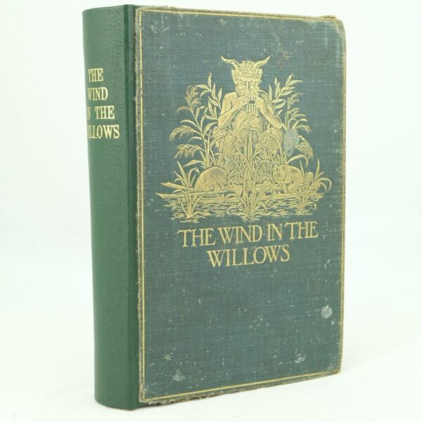 The Wind in the Willows by Kenneth Grahame (6)