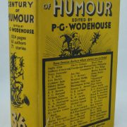A Century of Humour by P G Wodehouse
