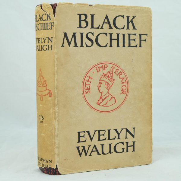 Black Mischief by Evelyn Waugh