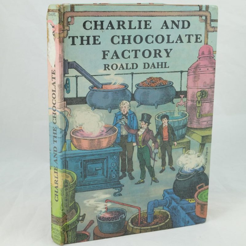 charlie and the chocolate factory book essay