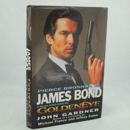 Goldeneye by John Gardner 1st edition