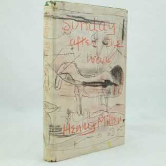 Sunday After the War by Henry Miller