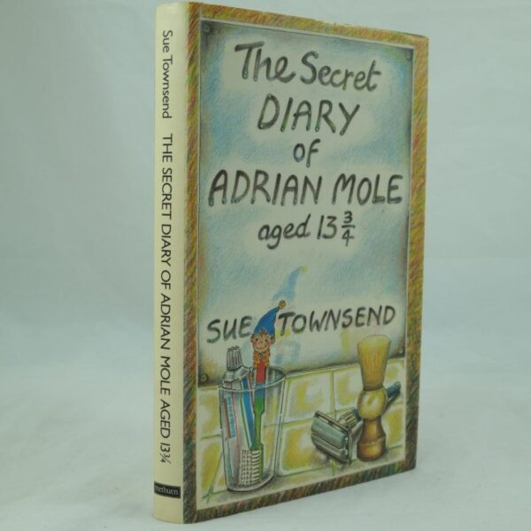 The Secret Diary of Adrian Mole by Sue Townsend