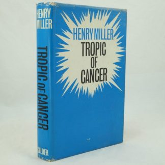 The Tropic of Cancer by Henry Miller