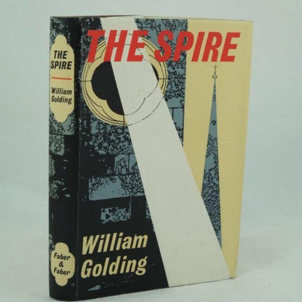 William Golding The Spire