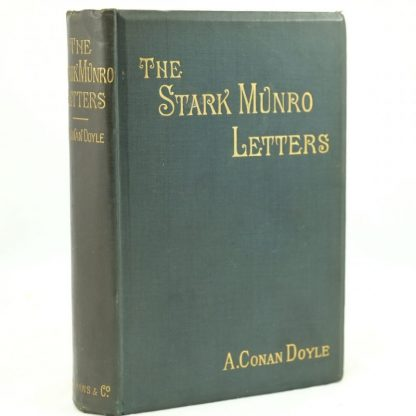 The Stark Munro Letters by A. C. Doyle
