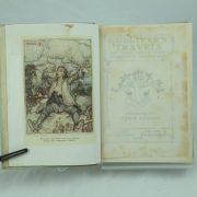 Gulliver's Travels illustrated Arthur Rackham