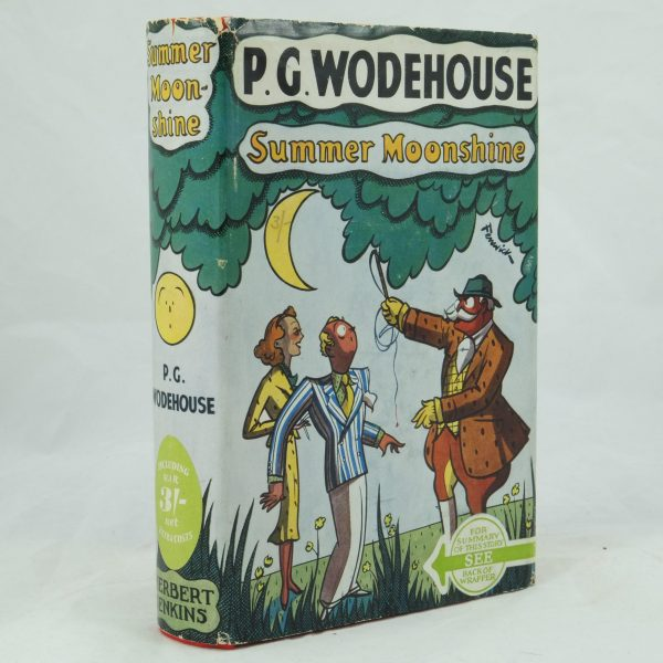 P G Wodehouse – Summer Moonshine