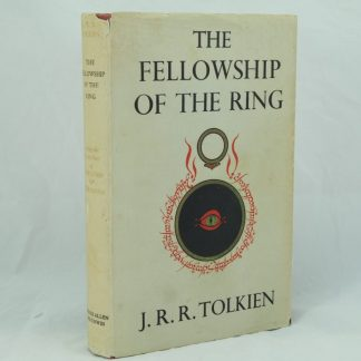 The Fellowship of the Ring by J. R. R Tolkien 2nd imp