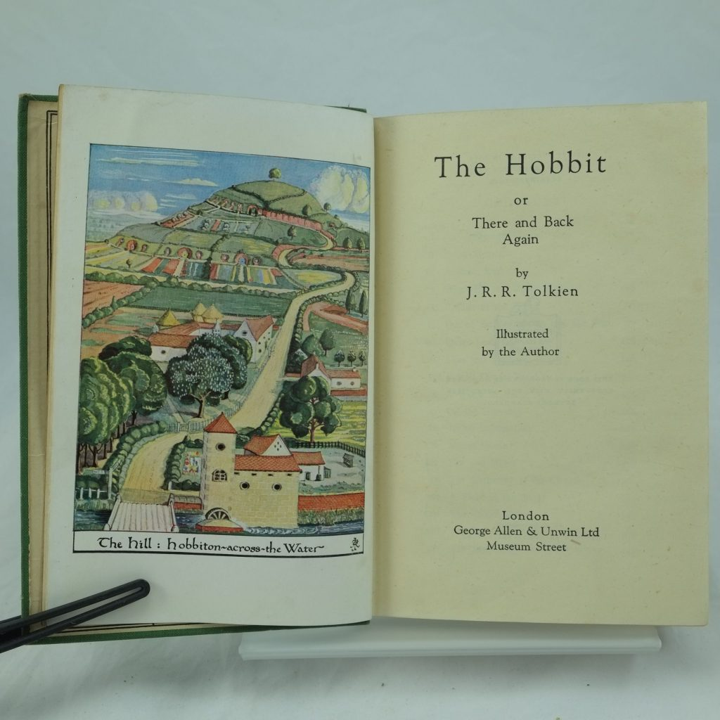"""the hobbit by j. r. r. tolkien essay jrr tolkien my selection for this project was jrr tolkien the reason i chose this individual was because of his books such as """"the hobbit"""" (jrr."""