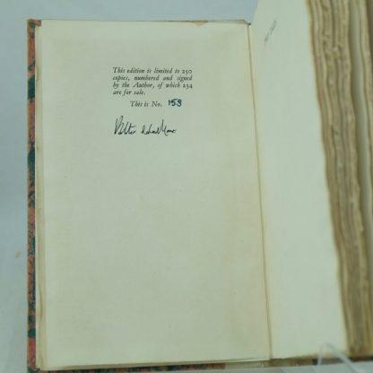 Two Tales by Walter De La Mare