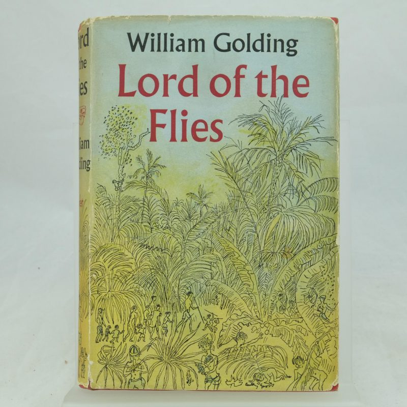 a report on the book lord of the flies by william golding
