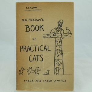 Artist Old Possum's Book of Practical Cats by T. S. Eliot
