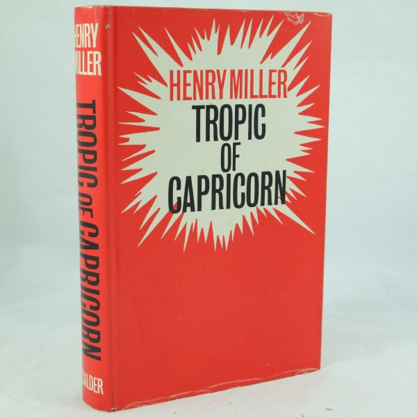 Tropic of Capricorn by Henry Miller