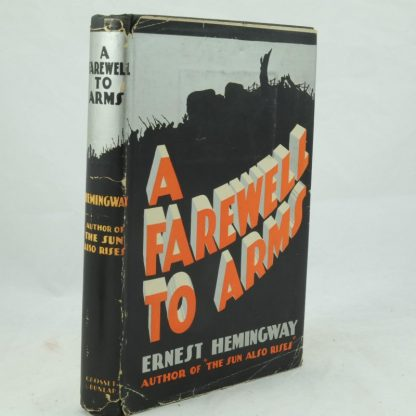 A Farewell to Arms by Ernest Hemingway (1)